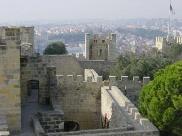 Castello di San Giorgio Lisbona