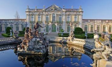 Palazzo Nazionale di Queluz Lisbona