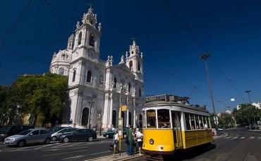Basilica di Estrela Lisbona