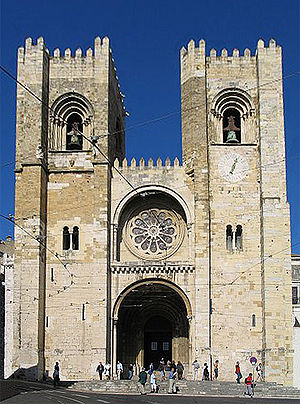 Cattedrale di Lisbona - Sé de Lisboa