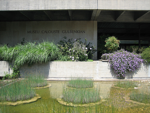Museo Gulbenkian Lisbona